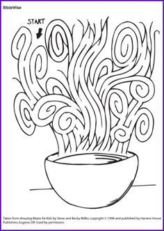 vayeitzei coloring pages - photo#48