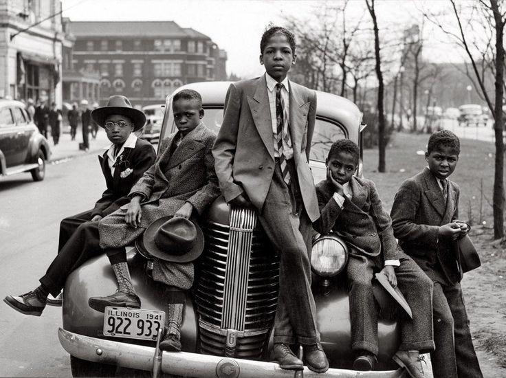 """35 photos cool du passé qui nous rappellent ce que """"avoir la classe"""" signifie vraiment !"""