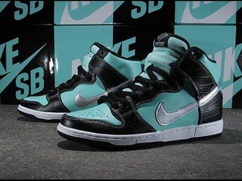 #SKEELOCKER: Diamond Supply Co. x Nike SB Dunk High + Air Jordan 1