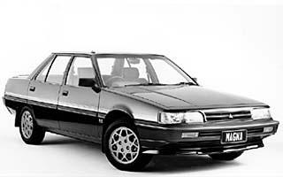 Mitsubishi Magna Elite