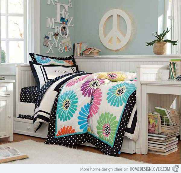 1000+ Ideas About Retro Bedrooms On Pinterest