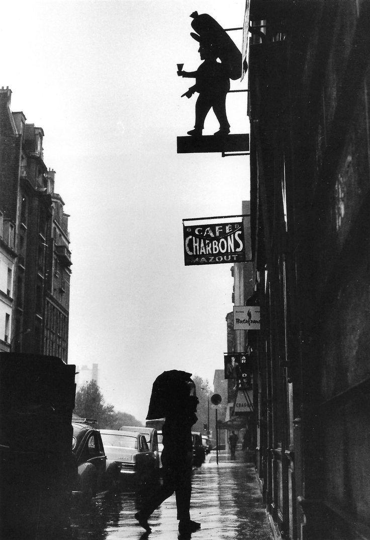 Robert Doisneau Rue Raymond-Losserand - Paris 1966 ~Via Renato Rauld Etcheverry
