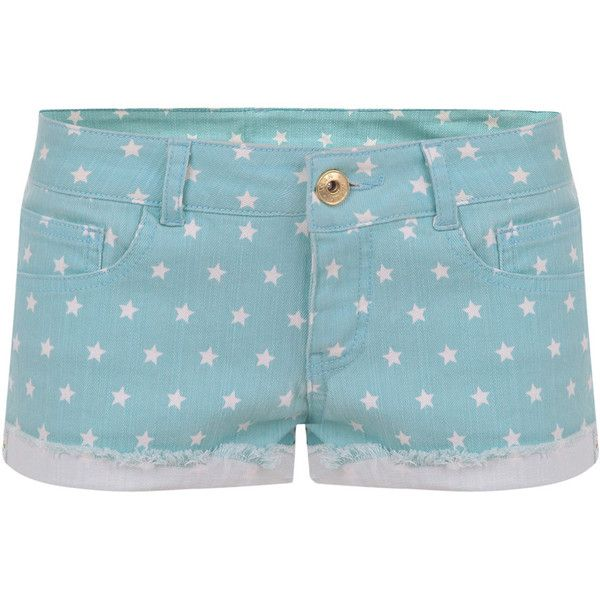 TALLY WEiJL:Roll hem mini shorts ❤ liked on Polyvore featuring shorts, bottoms, pants, short, roll up shorts, short hot pants, mini shorts, tally weijl and hot pants
