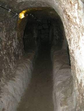 Derinkuyu. Подземный город Деринкуйю (Каппадокия, Турция)