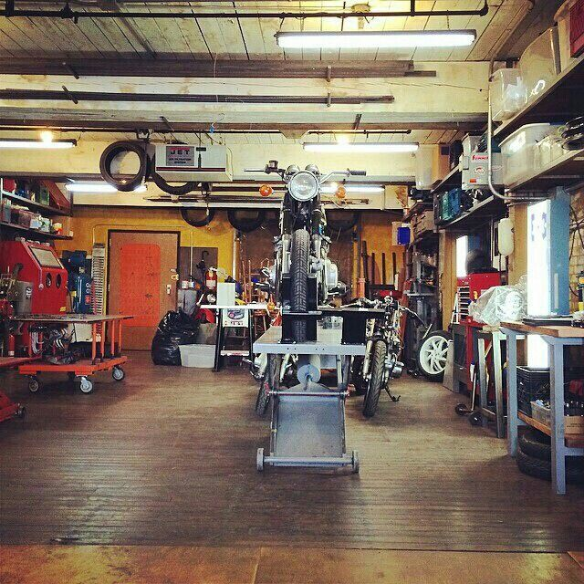 185 Best Garage Life Images On Pinterest