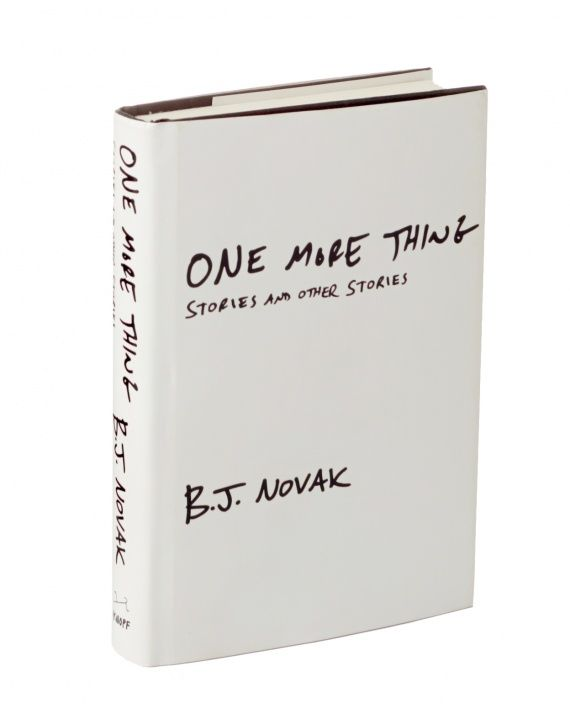 67 best books ive read images on pinterest great books casamento one more thing by bj novak fandeluxe