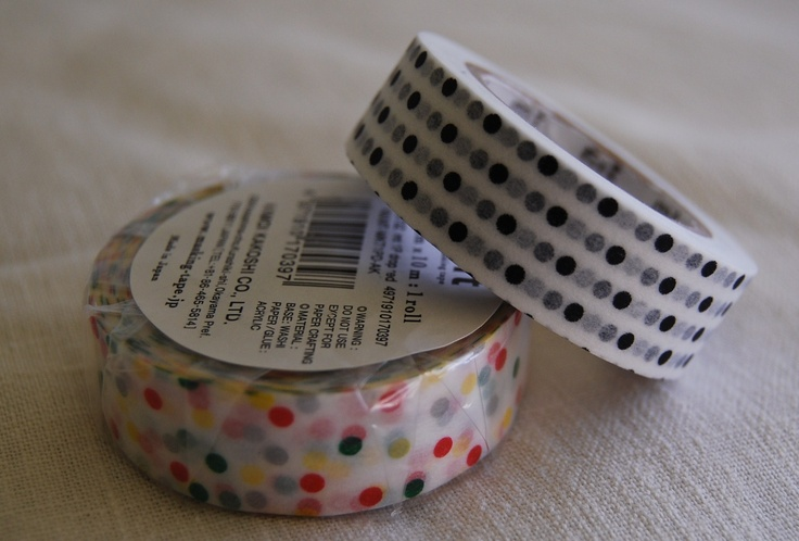 Washi/ Paper Tapes