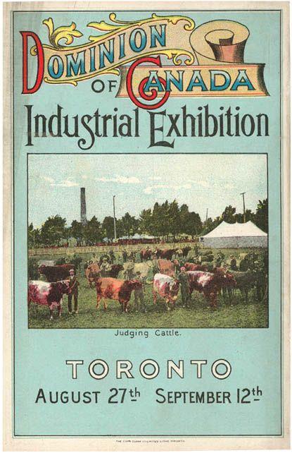 Industry Canada Exhibition.