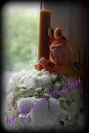 Imagini pentru lumanare botez  alba