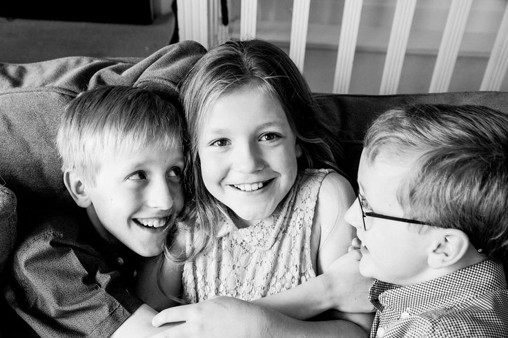 Family photos of the kids at home by gm photographics #kidsphotography #b&w