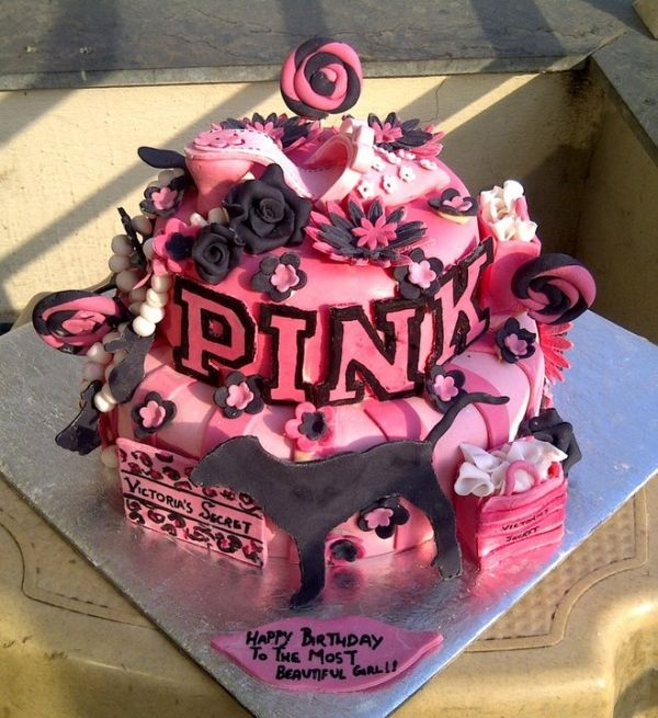Best 25 Victoria Secret Cake Ideas On Pinterest Victoria Secret Party Secret Party And Pink Birthday Cakes