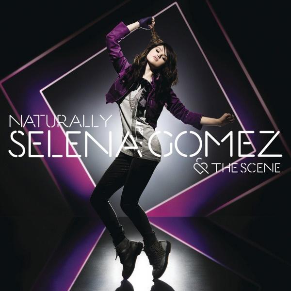Selena Gomez & the Scene - 2nd Single - Naturally