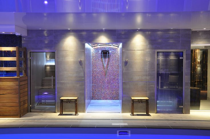 Perfect symmetry at                                                                                    Ilsington Country House Hotel Spa