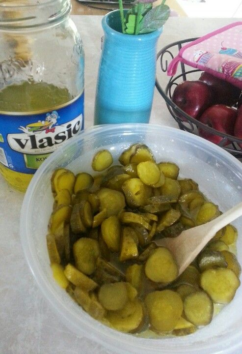 Candied Cucumber - This Is No Pickle Recipe — Dishmaps