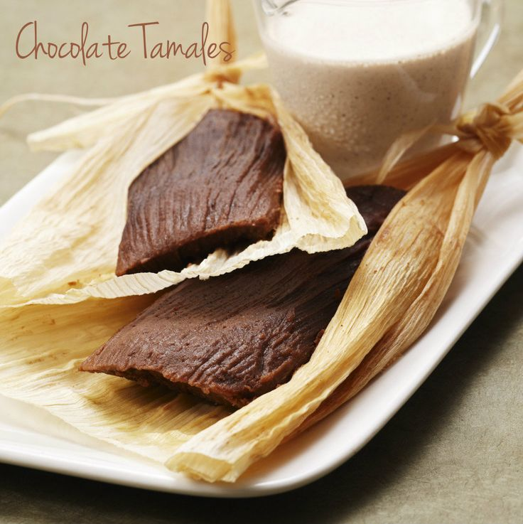 Chocolate Tamales-MY PRAYERS HAVE BEEN ANSWERED!!!! LOL!!!!