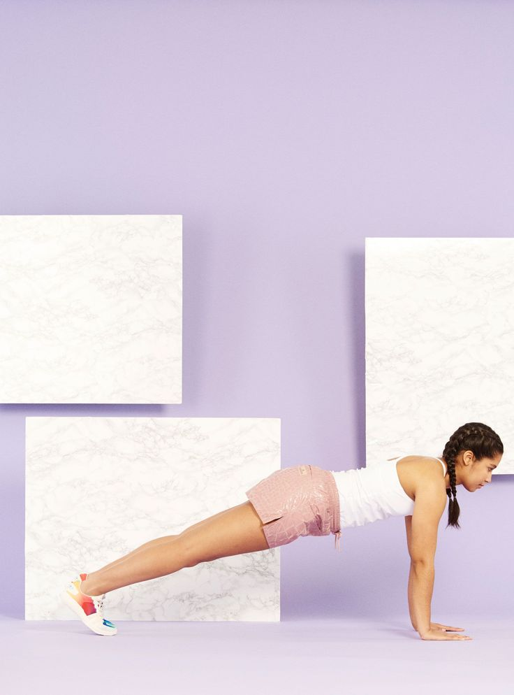 How To Get A Full-Body Workout By Mastering This One Move+#refinery29