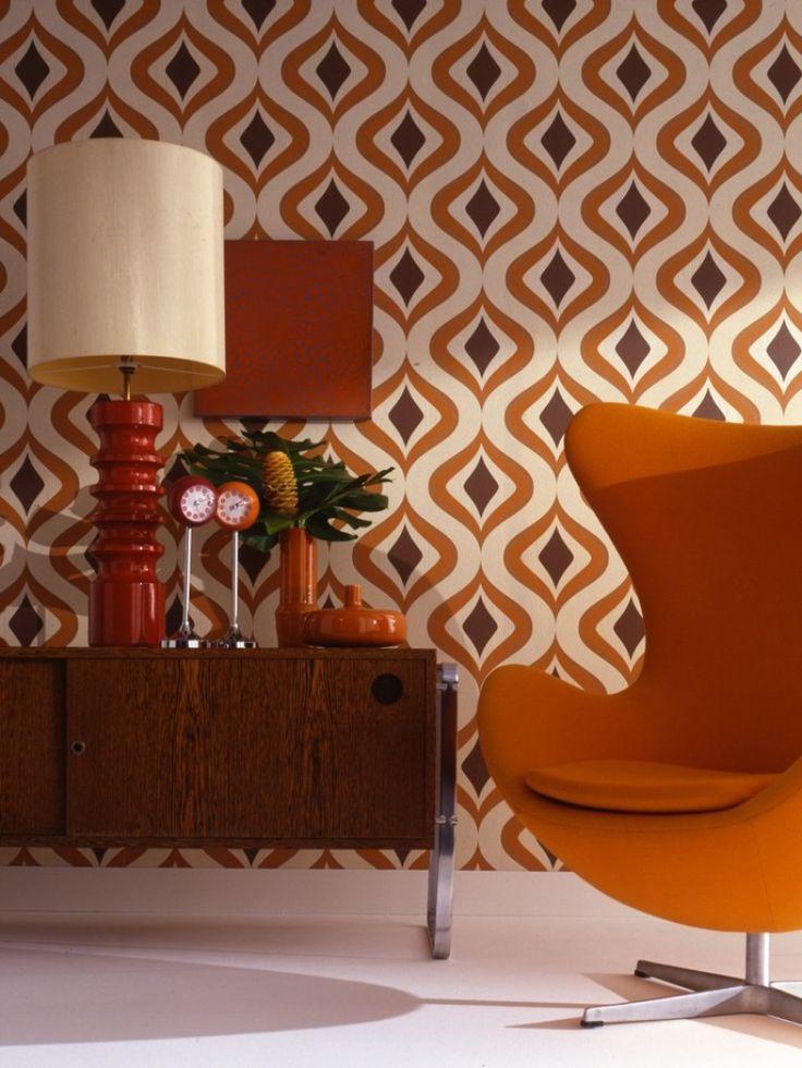 Die besten 25+ cremefarbene Möbel Ideen auf Pinterest - wohnzimmer braun orange