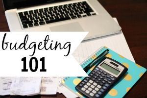 The first post in my budgeting 101 series. Learn how to start a budget and stick with it!
