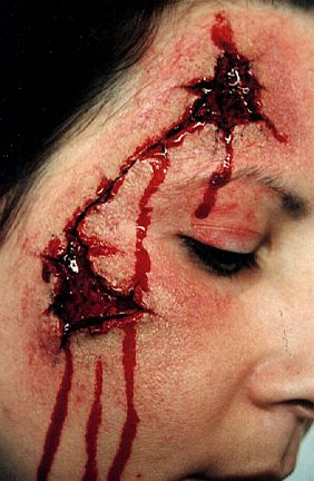 INJURY MAKEUP GALLERY