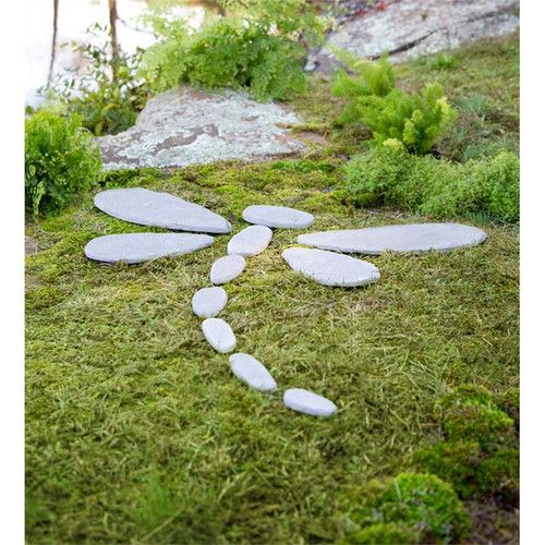 Found it at Wayfair - Decorative Stones Dragonfly Stepping Stone