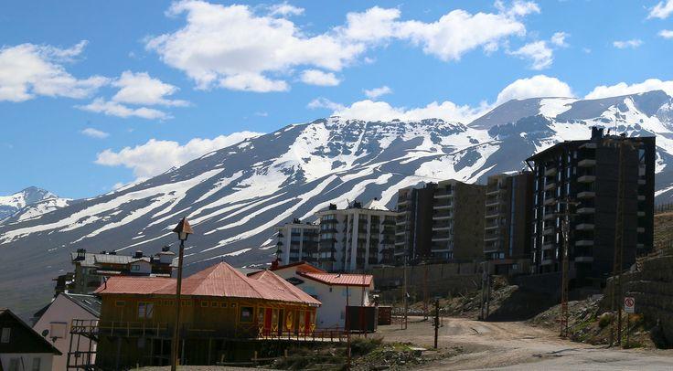 El Colorado, Farellones, Chile.