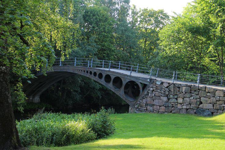 Løkke bro i Sandvika