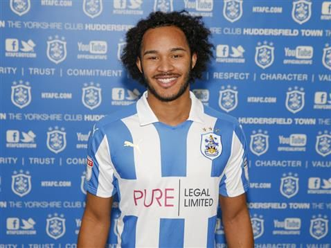 Chelseas Isaiah Brown joins Huddersfield Town on a Standard Loan
