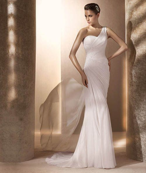 Dress Designer | Style #530613F - White Formal Dresses | White Pageant Gowns  $940.00
