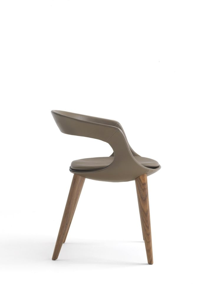 Frenchkiss chair with low back