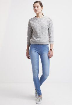 Dorothy Perkins - EDEN - Jeansy Slim fit - white