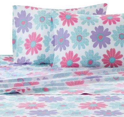 Bed Bath & Beyond Julissa Floral Twin Sheet Set