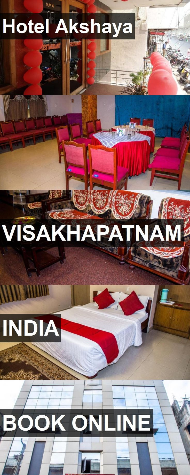 Hotel Hotel Akshaya in Visakhapatnam, India. For more information, photos, reviews and best prices please follow the link. #India #Visakhapatnam #HotelAkshaya #hotel #travel #vacation