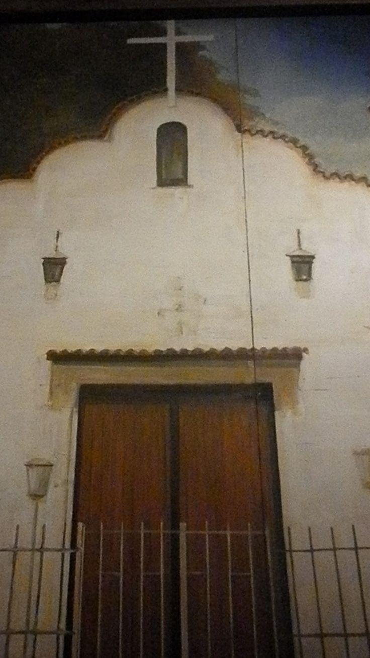 Puertas de la Iglesia. Horcones.Chile