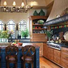 348 best images about talavera tile and mexican homes on for Mexican style kitchen pictures