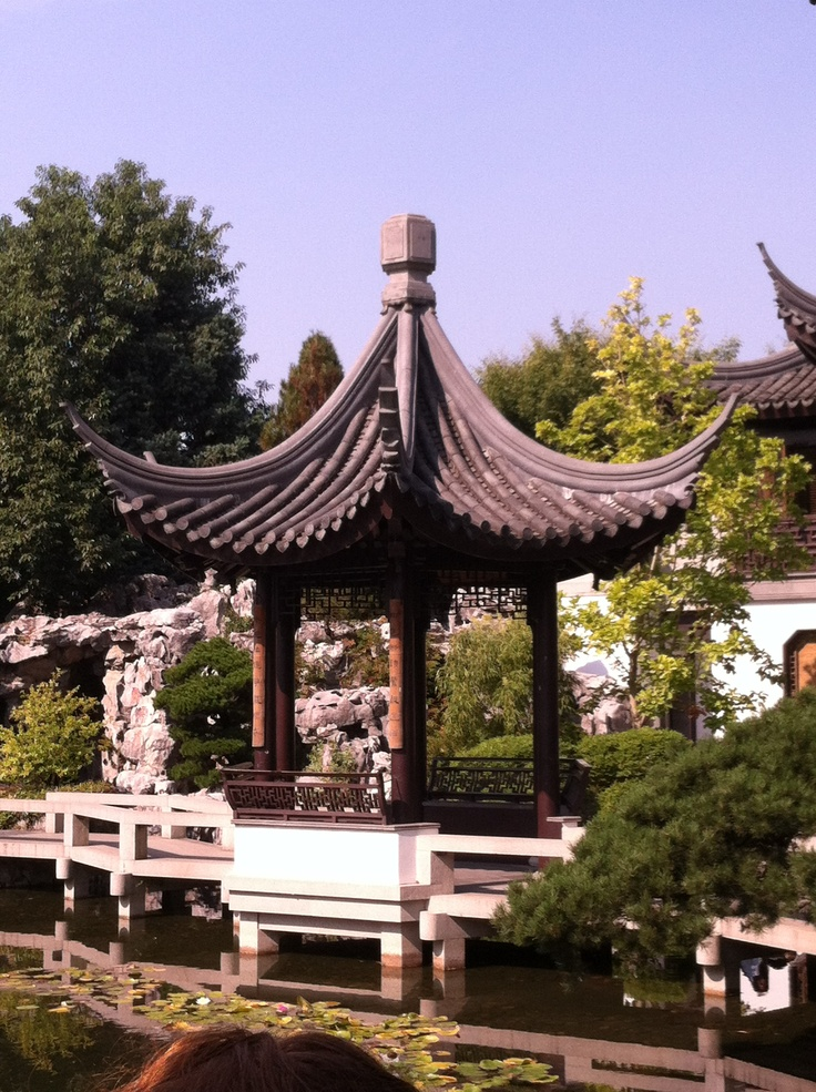 Lan Su Chinese Garden Portland Oregon Oriental Garden Pinterest