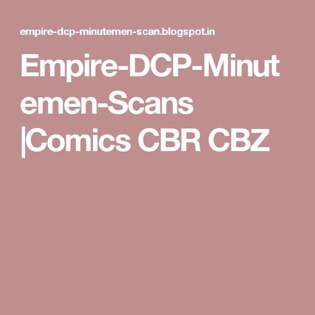 Empire-DCP-Minutemen-Scans |Comics CBR CBZ