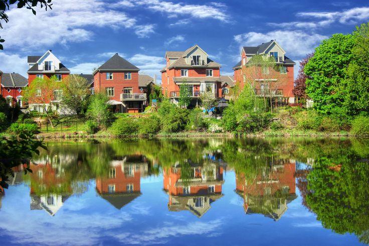 Anjou-Sur-Le-Lac, Montréal, Québec, Canada by tmotntt on 500px