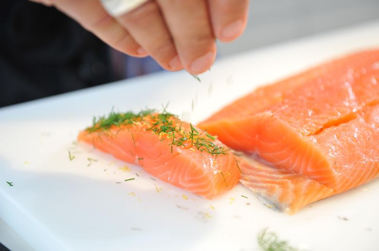 Salmon Sous-Vide - a dream...