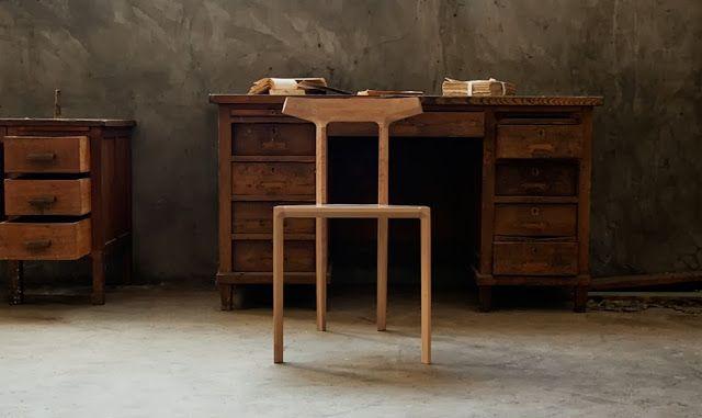 дневник дизайнера: Современные стулья из дерева. 20 лучших дизайнерских новинок