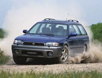 Subaru Legacy Outback (BG) '1995–99
