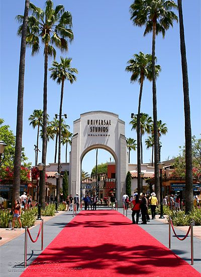 Californie, Los Angeles, Hollywood, Universal Studios ♥