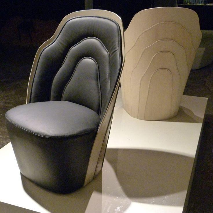 Färg & Blanche [Wood Layer Armchair] - more.. www.facebook.com/piecekorea design&craft