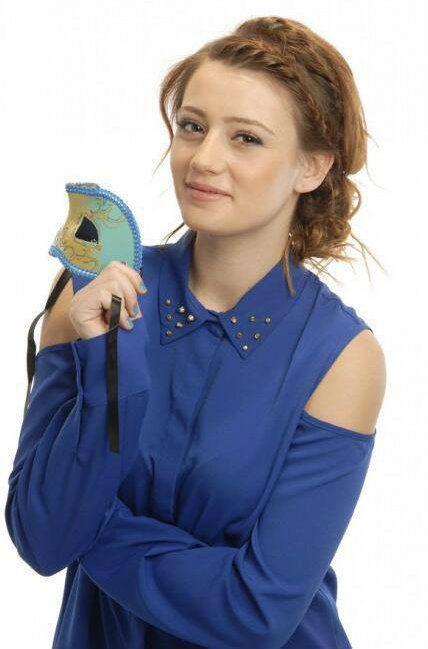 Turkish Actress, Gizem Karaca