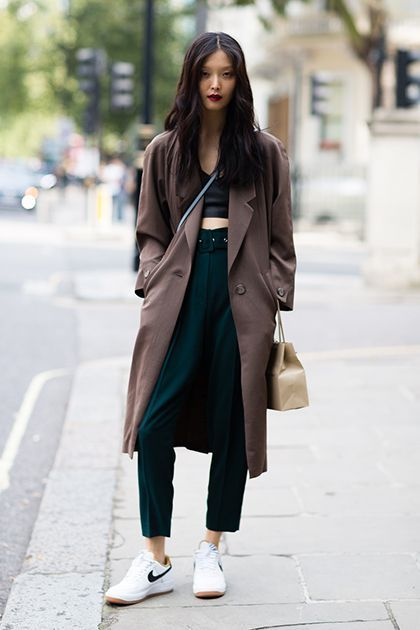 London's Street Style Is Officially Calling—Check Out the Coolest Snaps from LFW #streetstyle