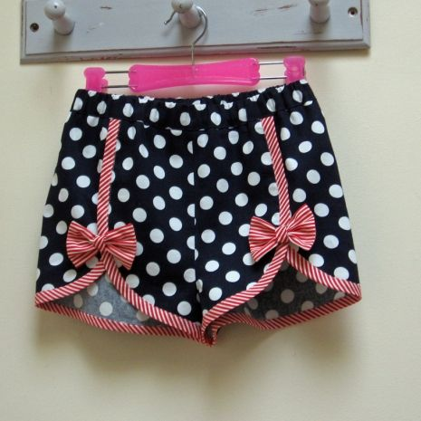 Gidget Shorts by Felicity Sewing Patterns