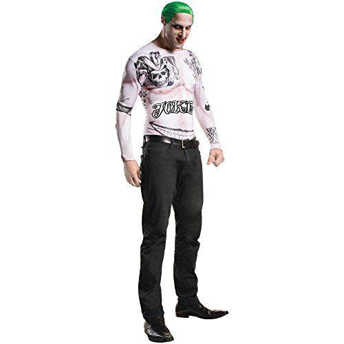 Suicide Squad Joker Halloween Costume Teen Kit - http://morehalloween.com/product/suicide-squad-joker-halloween-costume-teen-kit/