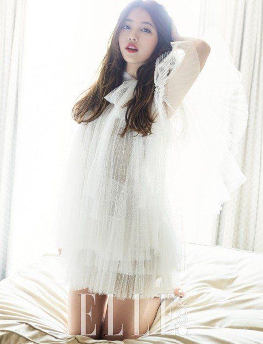 Suzy - Elle Magazine October Issue '15