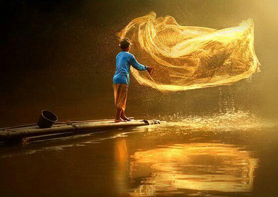 Fisherman.....