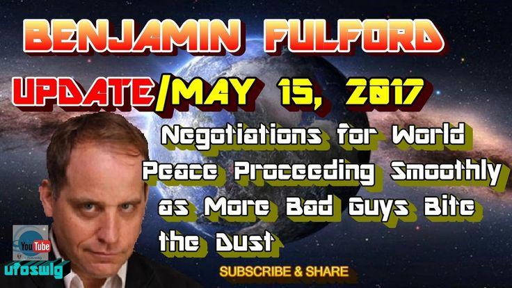 Benjamin Fulford: May 15, 2017