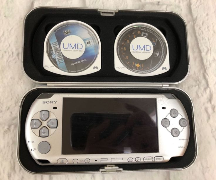 Sony PSP 2001 Handheld Game System Final Fantasy Gran Turismo Games | Video Games & Consoles, Video Game Consoles | eBay!